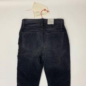 Current/Elliott Jeans - Current/Elliot High Rise Low Bell Corduroy👖